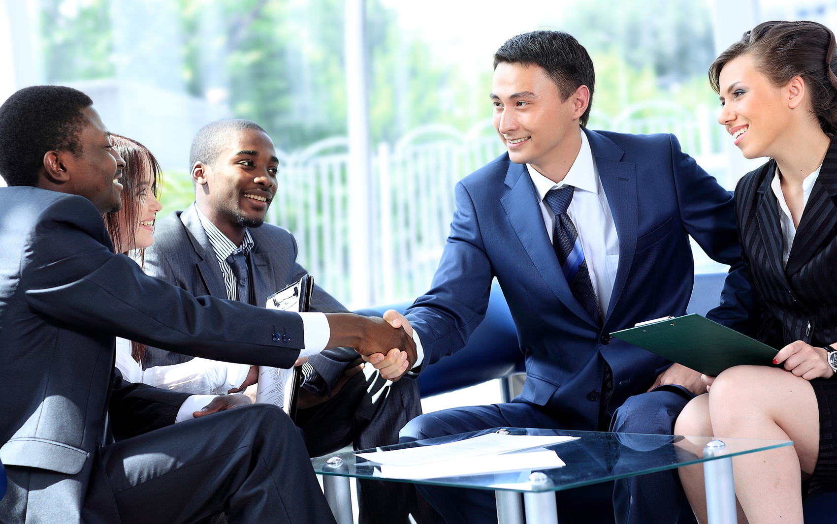 black-entrepreneurs stock photo