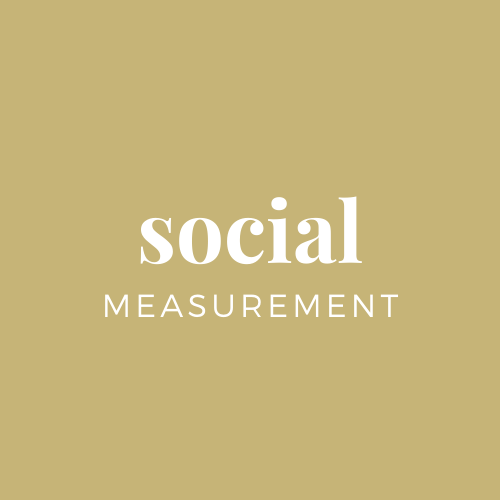 social measurement tan box