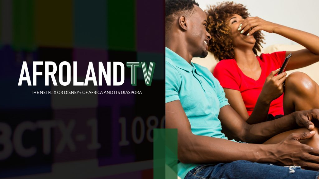 AfroLandTV Pitch Deck - MEI-01